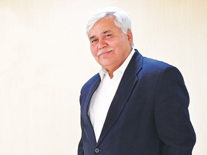 RS Sharma, chairman, Telecom Regulatory Authority of India