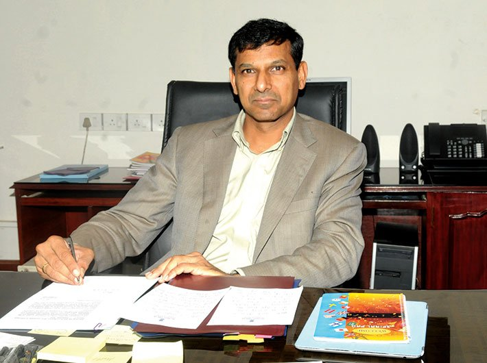 RBI governor Raghuram Rajan. (Photo: PIB)