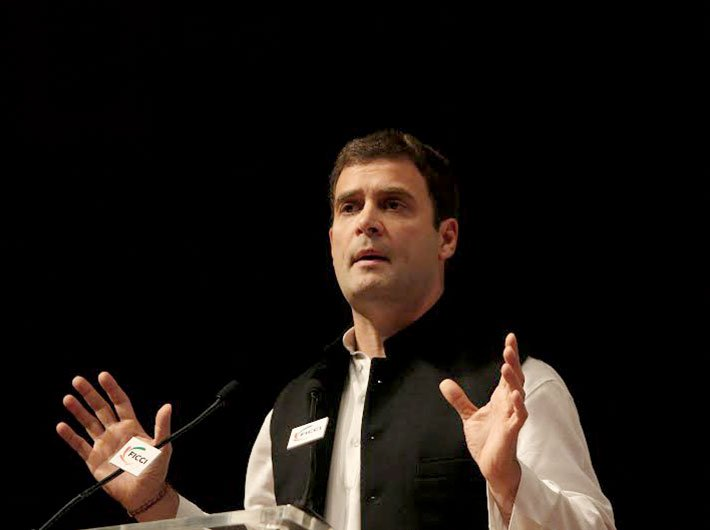Rahul Gandhi's rise comes at the right moment