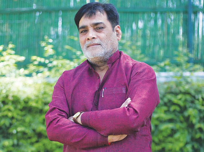 Ram Kripal Yadav, minister of state for drinking water & sanitation