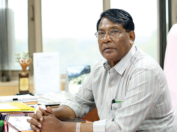 Rameshwar Oraon, chairperson, National commission for Scheduled Tribes