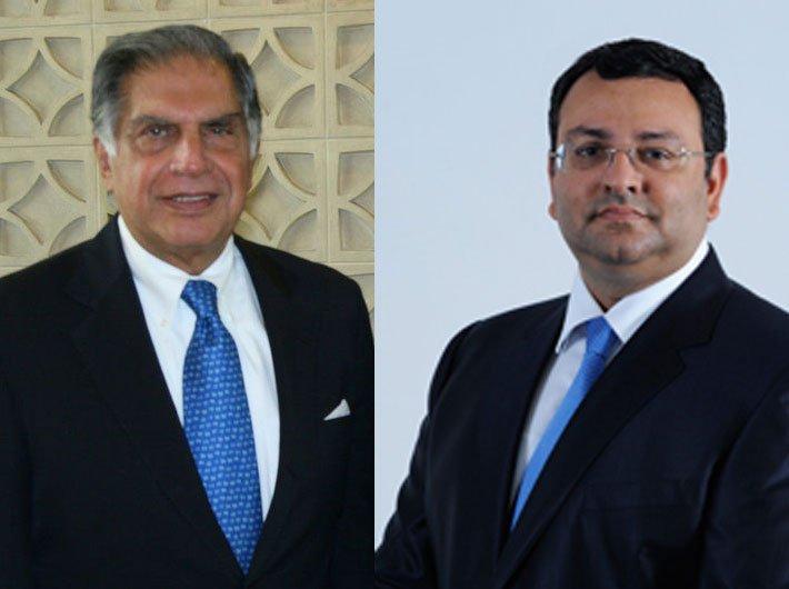 Rata Tata and Cyrus Mistry fallout