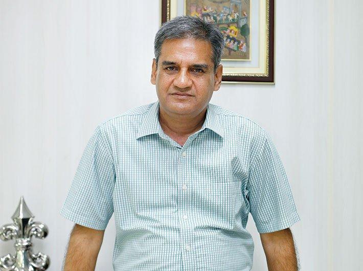 Ravi Mathur, secretary, department of disinvestment, ministry of finance