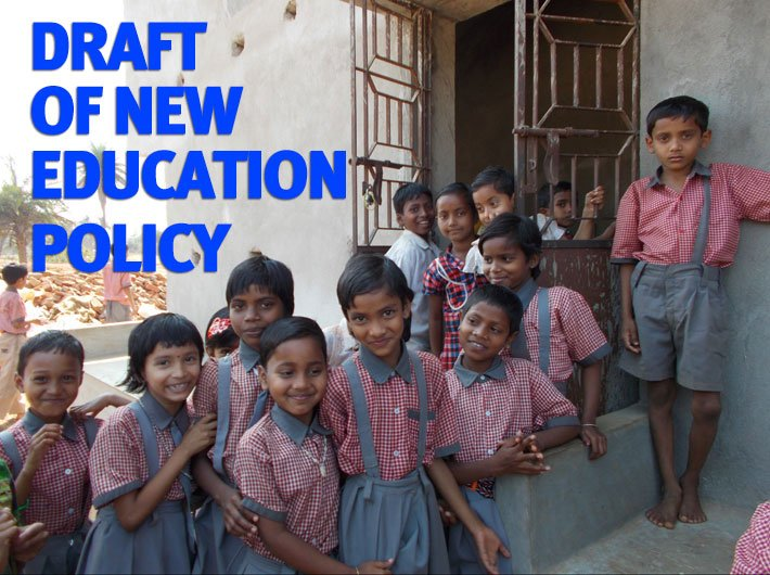 Draft of education policy 2016