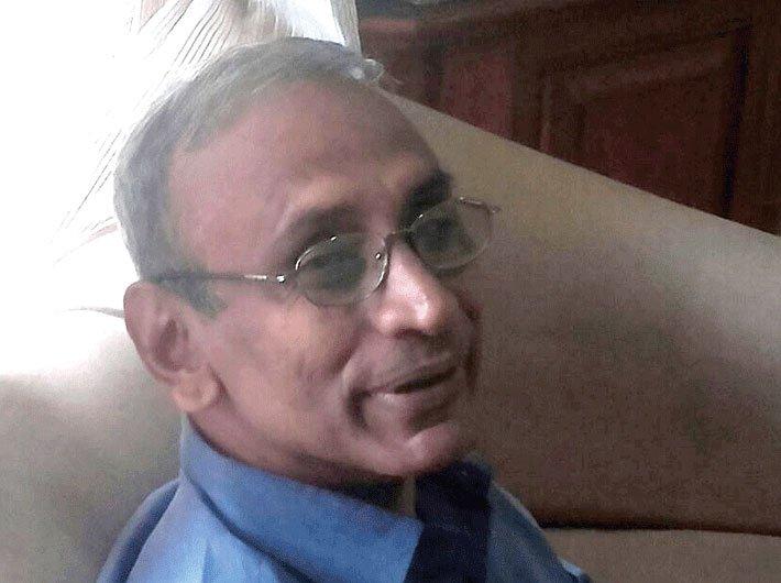 S Srinivasan, Managing Trustee, LOCOST