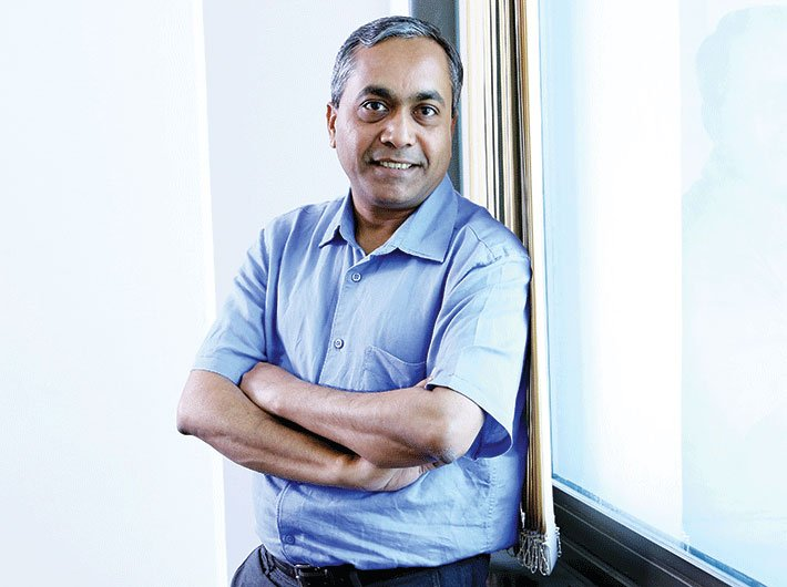 Professor Sakthivel Selvaraj, senior public health specialist