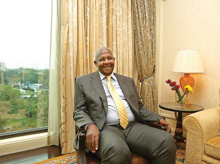 Sam Kahamba Kutesa, president, UN General Assembly