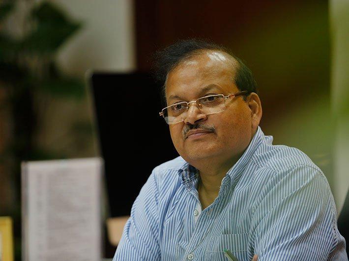 Shankar Aggarwal, secretary, ministry of urban development