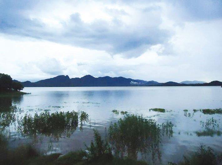 Satiguda reservoir, Malkangiri