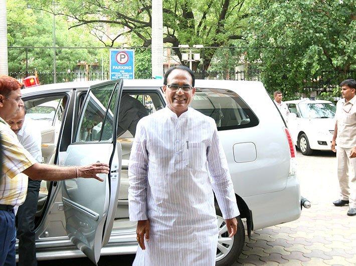 Shivraj Singh Chouhan, CM, Madhya Pradesh