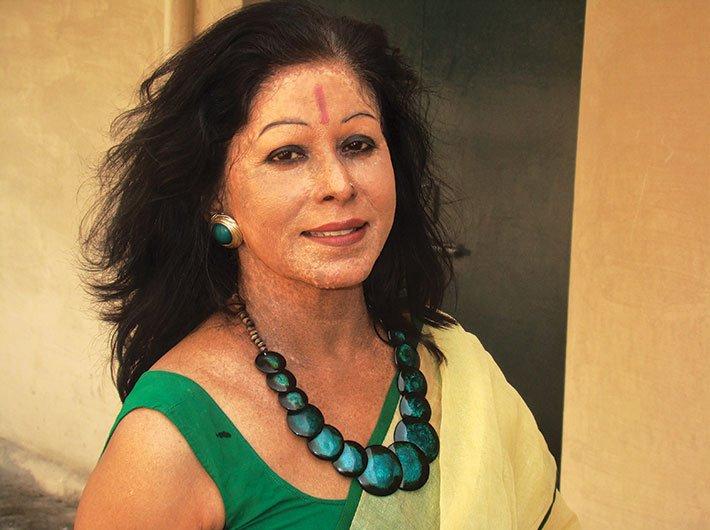 Interview With :    Shovana Narayan, Kathak dancer