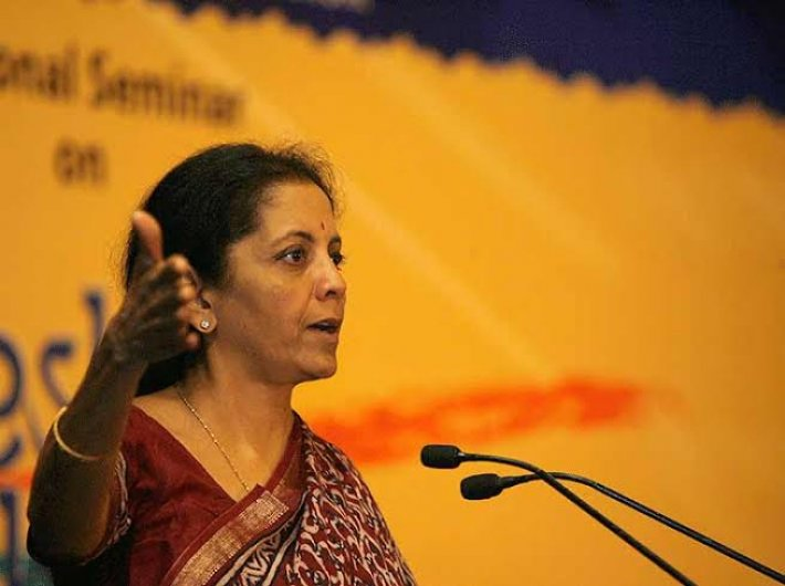 Nirmala Sitharaman, minister of state for commerce and industry, finance and corporate affairs