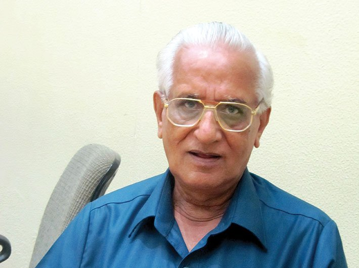 SK Nangia, a former banker and an RTI activist