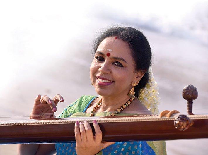 Free music is questionable: Carnatic vocalist Sudha Ragunathan