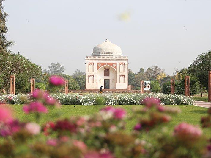 Sunder Nursery: Oasis of beauty