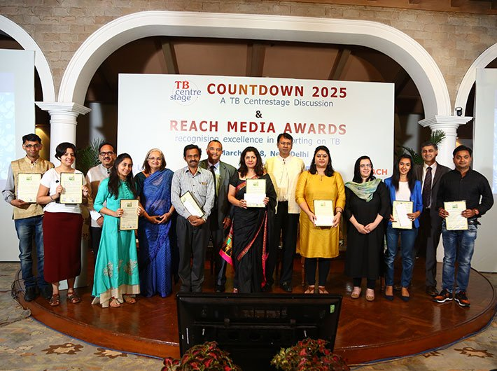 Governance Now journalists win award for best TB reporting