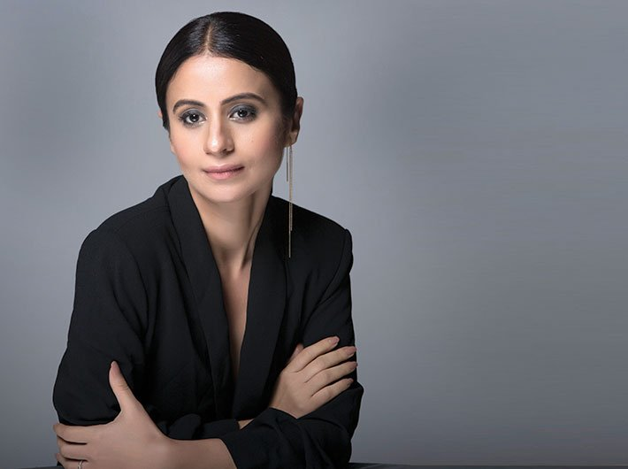 On a personal note: Rasika Dugal