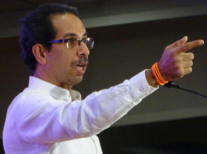 Facebook Uddhav Thackeray