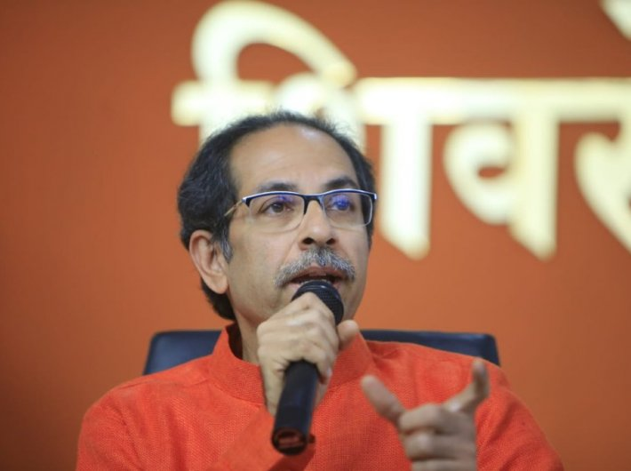 Maharashtra chief minister Uddhav Thackeray (Photo courtesy: @UddhavThackeray)