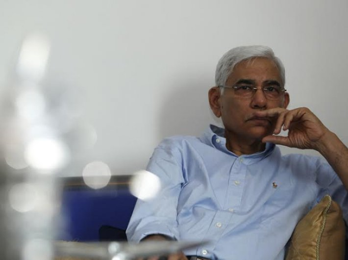 Former comptroller and auditor general (CAG) of India Vinod Rai