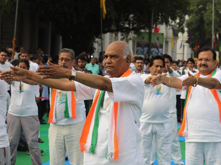 NDA presidential candidate Ram Nath Kovind