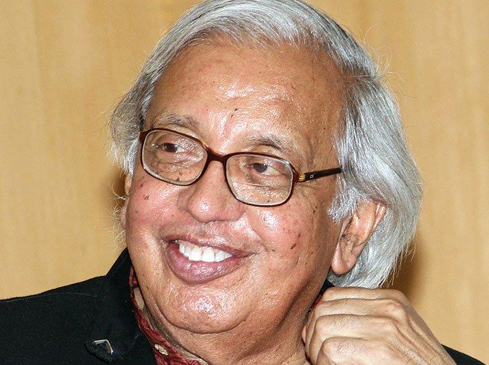 Poet Ashok Vajpeyi