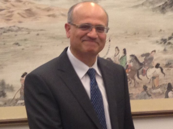Vijay Keshav Gokhale, foreign secretary (Photo: MEA)
