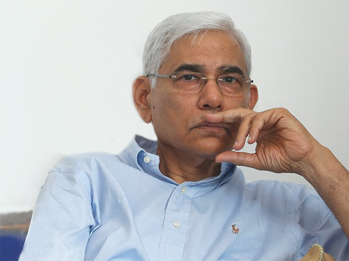 Vinod Rai, former comptroller and auditor general