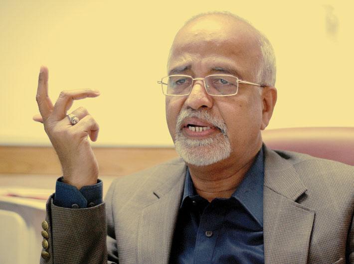 Bishwajit Bhattacharyya unveiled the book on November 10