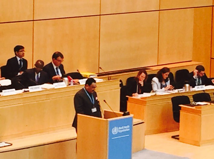 Landmark resolutions at WHA but old problems persist