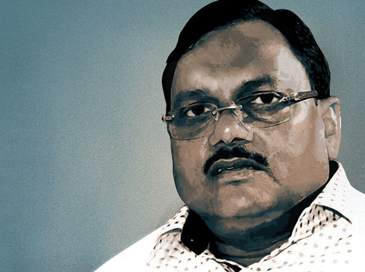 The rise and fall of Yadav Singh