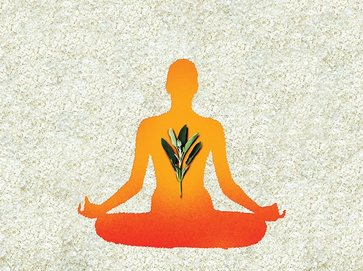 Is yoga the new insulin? (Illustration: Ashish Asthana)